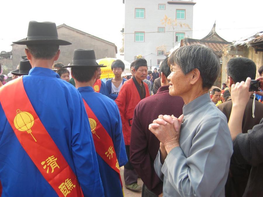 Święto bogini Mazu, Zhangzhou, prowincja Fujian, Chiny