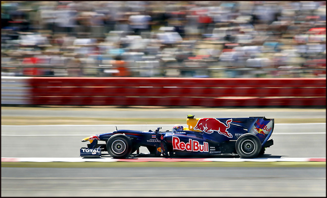 F1 Mark Webber