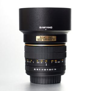 TEST: Samyang 85mm F1.4