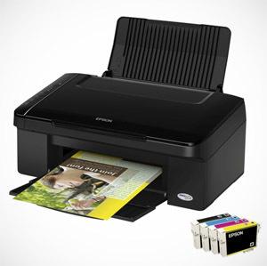 Epson wprowadza do sprzedaży drukarkę Stylus SX110