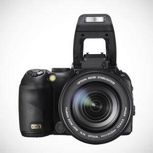 Nowość Fujifilm - FinePix S200EXR