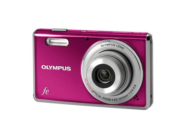 Olympus FE-5020 FE-4000 FE-46 FE-26 kompakt aparat fotograficzny nowy premiera