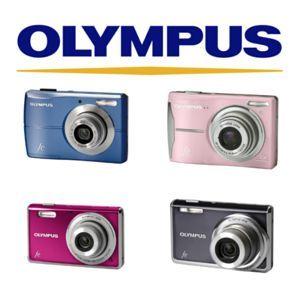Olympus FE - nowe, kolorowe aparaty kompaktowe