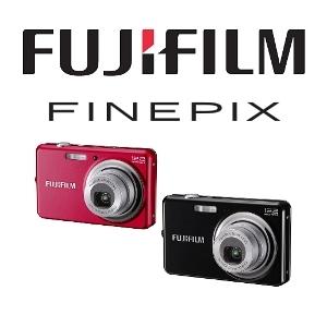FinePix J30 i J27 - nowe kompakty od Fujifilm