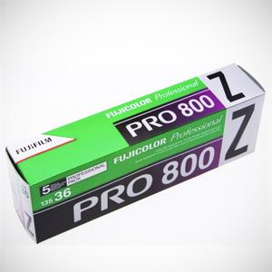 Fujicolor Pro 800Z powraca!