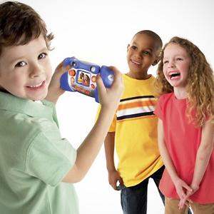 Aparat fotograficzny dla najmłodszych
