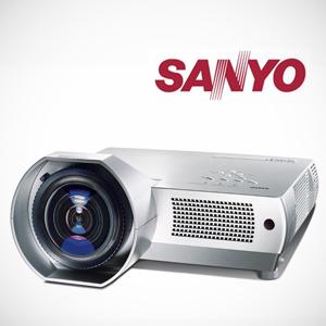 Nowe szerokokątne projektory od Sanyo