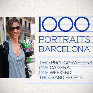 Dwóch fotografów - jeden aparat - jeden weekend - tysiąc portretów