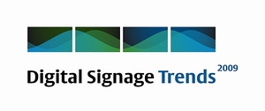 Nowoczesne formy przekazu - konferencja Digital Signage Trends 2009
