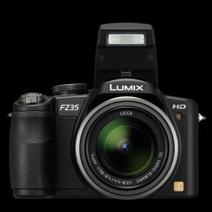 Nowy megazoom Panasonic Lumix DMC-FZ38/FZ35 - poprzeczka idzie w górę!