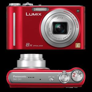 Panasonic Lumix DMC-ZX1/ZR1 - pierwszy z nowej serii interesujących kompaktów
