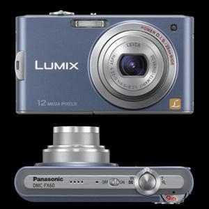 Szybki Panasonic Lumix DMC-FX60 / FX65