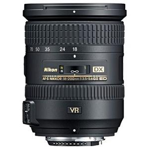 Nowy AF-S DX NIKKOR 18-200mm f/3,5-5,6G ED VR II czyli poprawianie dobrego