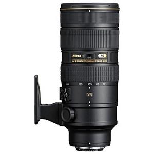 Stabilizowany profesjonalista AF-S NIKKOR 70-200mm f/2.8G ED VR II