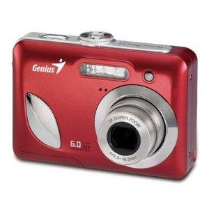 Bardzo tani aparat kompaktowy Genius G-Shot P6533
