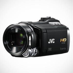 Nowa kamera HD - JVC Everio GZ-HM400