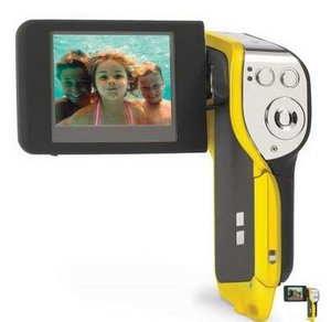 Kieszonkowa kamera podwodna