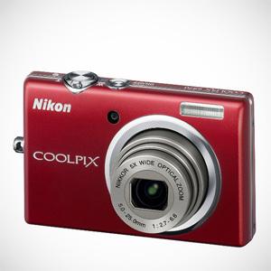 Nikon CoolPix S570 - nowy elegancik