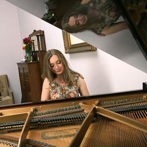 Portret pianistki czyli praca poza studiem