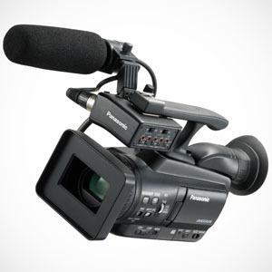 Kamera Panasonic AG-HMC41 - mała profesjonalistka