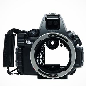 Nurkowanie z Canonem 500D - RDX-500D firmy Sea & Sea