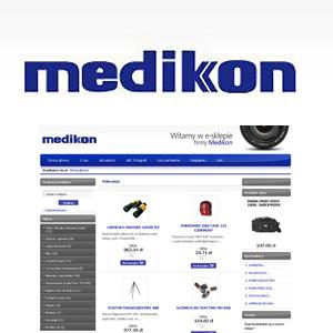 Internetowy sklep Medikon