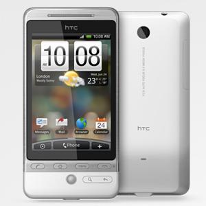 Kolejny smartfon z pięcioma megapikselami - HTC Hero