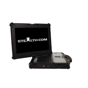 Pancerny notebook od Stealth Computer: NW-2000 Rugged PC