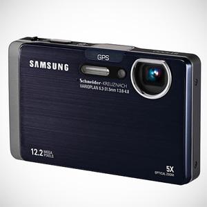 WLAN, Bluetooth, GPS oraz aparat fotograficzny - Samsung ST1000