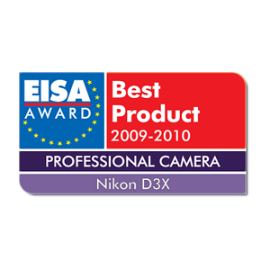 Nikon D3X najlepszy według EISA