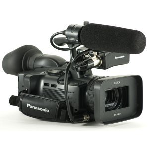 TEST: Kamera Panasonic AG-HMC41E - kilogram profesjonalizmu dla każdego