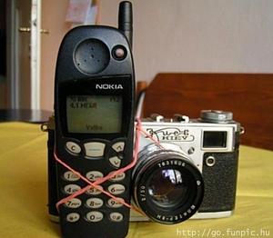 Telefony - zabójcy aparatów?