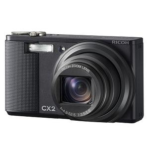 120 zdjęć na sekundę kompaktem Ricoh CX2