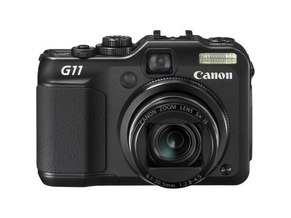 PowerShot G11 Canon niespodziewany CCD
