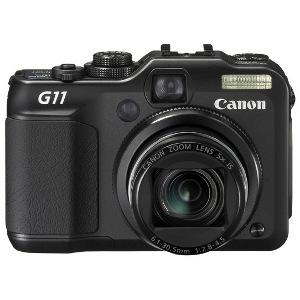 Niespodziewane zmiany w kolejnym PowerShot z serii G od Canona - G11 wyrzuca megapiksele