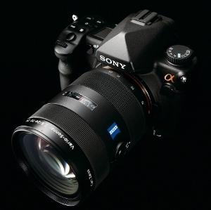 Nowa lustrzanka Sony DSLR-A850, czyli 900-tka dla oszczędnych
