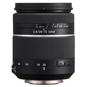 Nowy krótki zoom dla małoobrazkowych lustrzanek -  Sony 28-75 mm F2,8 SAM