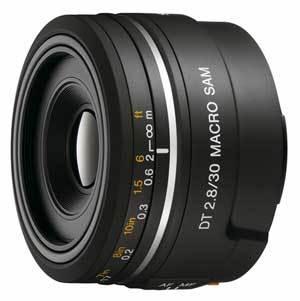 Sony DT 30mm f/2,8 SAM Macro - nowe informacje