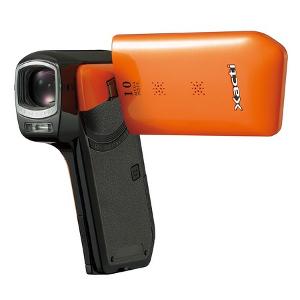 Kamera Sanyo ze wsparciem dla Eye-Fi - Xacti DMX-CG11