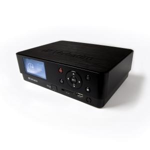 500 godzin wideo w HD od Verbatim - MediaStation HD DVR
