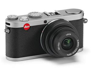 Nareszcie oficjalnie - Leica X1 z matrycą APS-C