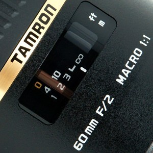 TEST: Tamron SP AF 60mm F/2.0 Di II LD IF MACRO 1:1