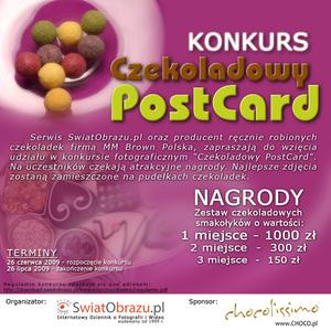 """Konkurs fotograficzny """"Czekoladowy PostCard"""" rostrzygnięty!"""