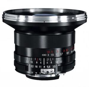 Niemal stustopniowy Zeiss także dla Canona - Distagon T* 3,5/18 ZE z bagnetem EF