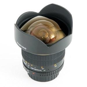 Samyang 14 mm F2,8 IF ED MC Aspherical i Nikon D3X - pierwsze zdjęcia testowe