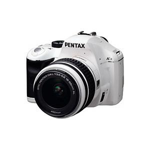 Naprawdę tęczowy K-x od Pentaxa