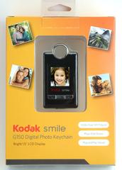Kodak Smile G150, czyli cyfrowy breloczek do kluczy