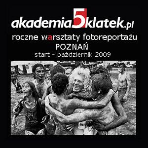 """Warsztaty """"Sztuka fotoreportażu"""" w Poznaniu"""
