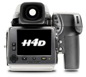 DALSA CCD 60 megapikseli i True Focus w średnim formacie - Hasselblad H4D-60