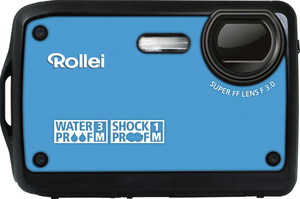 Rollei Sportline 90 nie boją się wody